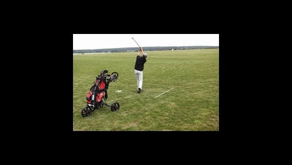 Golf v Třeboni