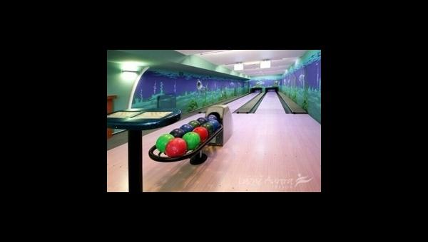 Bowling v Třeboni
