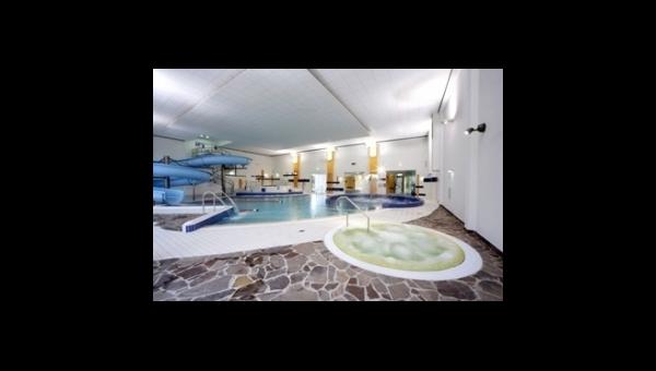 Aquapark s bazénem v Třeboni